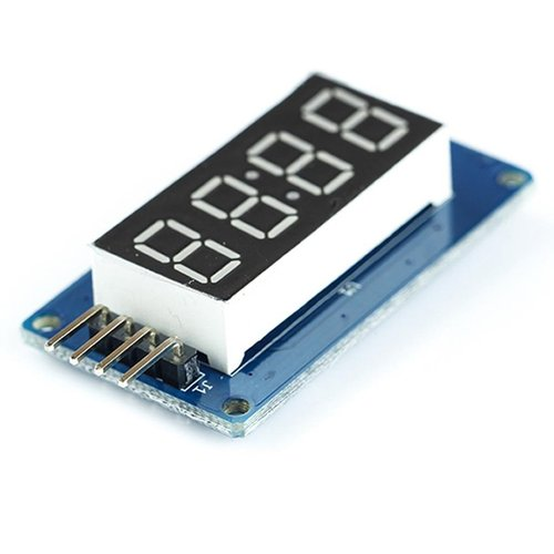ThingMatic 7 Segment Anzeige 4 Bits LED Display Modul TM 1637 für Arduino